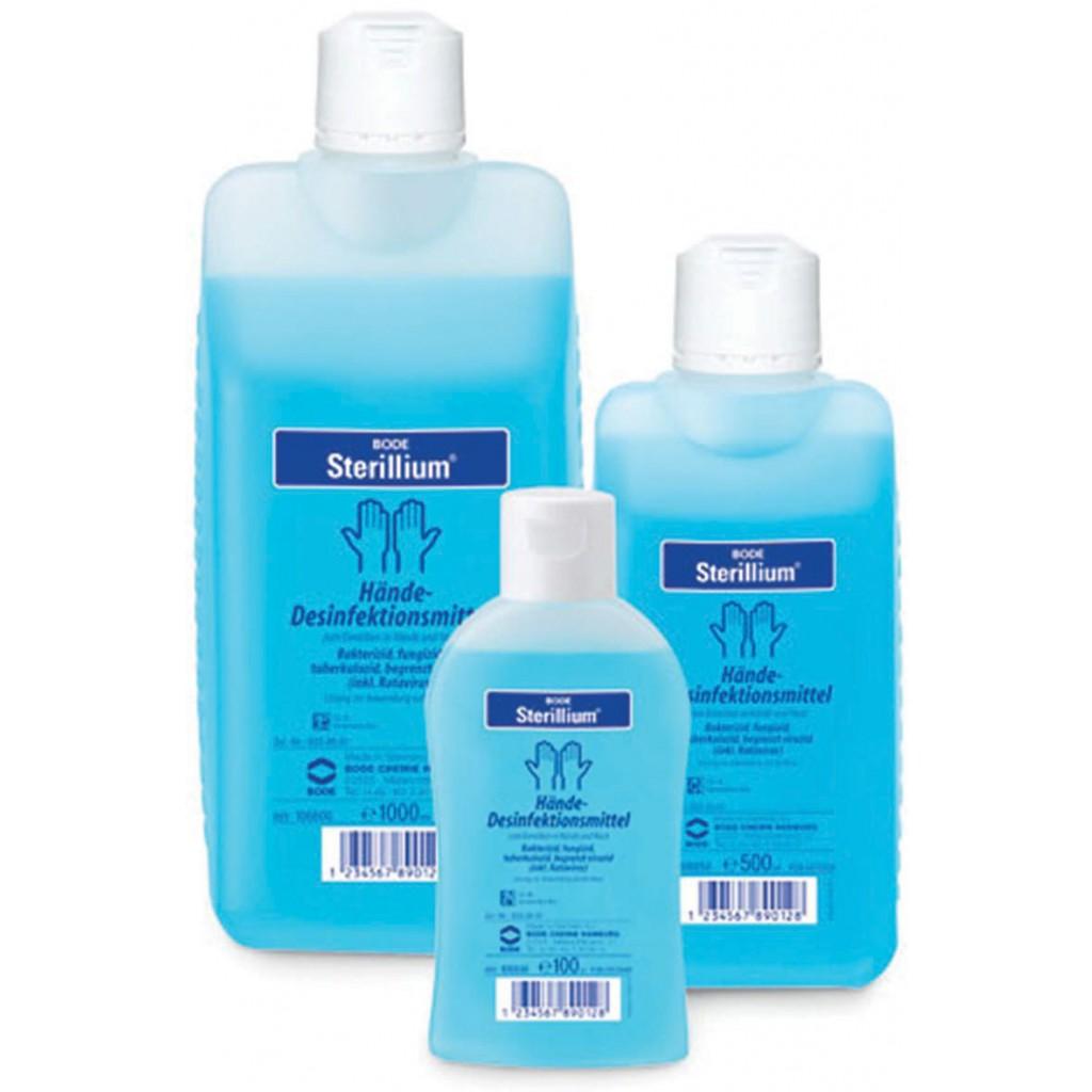 desinfectante de manos con propiedades dermoportectoras