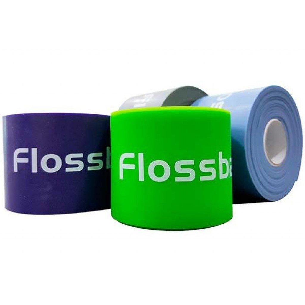 vendaje compresivo easy flossing