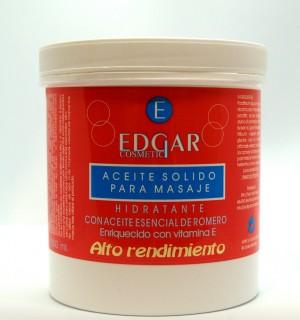 aceite solido para masaje con aceite de romero