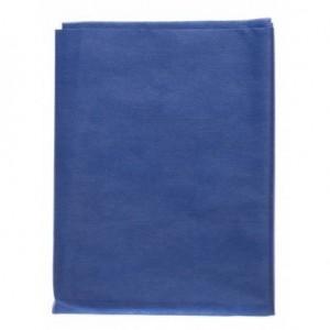 Sábana ajustable extra azul 1