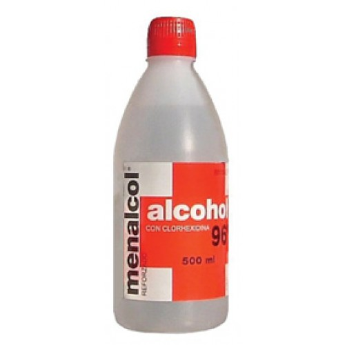Alcohol etílico
