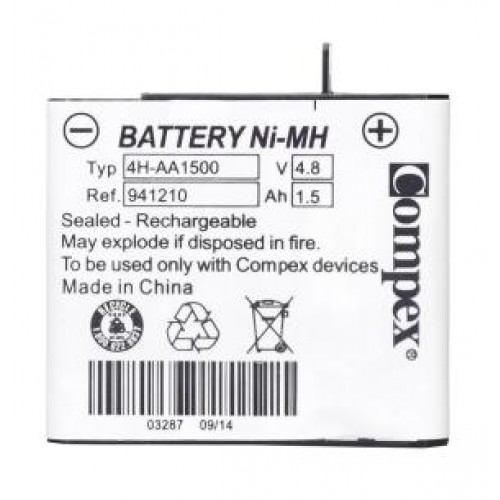 Batería Compex