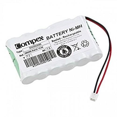 Batería Compex modelos antiguos