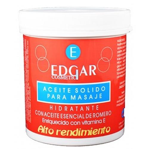 ACEITE EDGAR PARA MASAJE CON ROMERO
