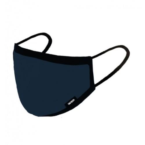 Mascarilla Higiénica Reutilizable | ECO MASK Color Azul Marino