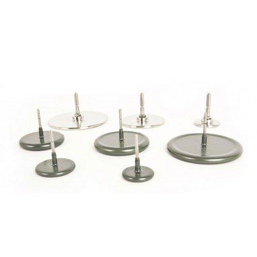 Electrodos resistivos de Indiba