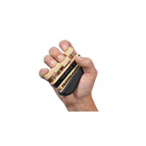 Trabaja la rehabilitación de cada dedo de forma independiente