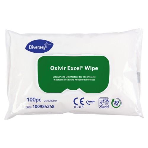Toallitas Oxivir Excel® Foam CE | 100 uds