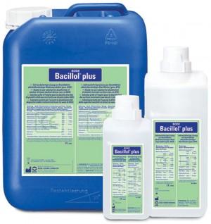 Antisepsia de superficies Bacillol