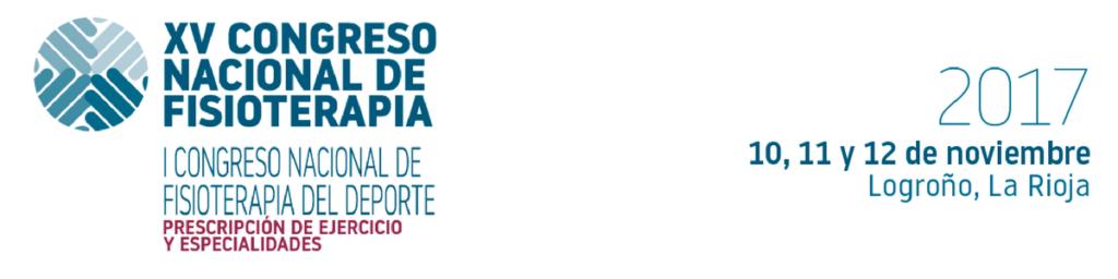 ATM en el XV Congreso Nacional de Fisioterapia - I Congreso Nacional de Fisioterapia del Deporte