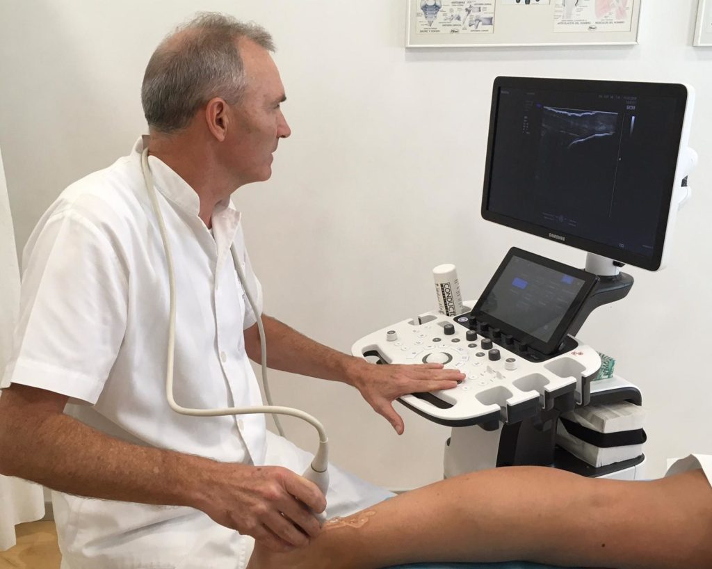 ecografia fisioterapia